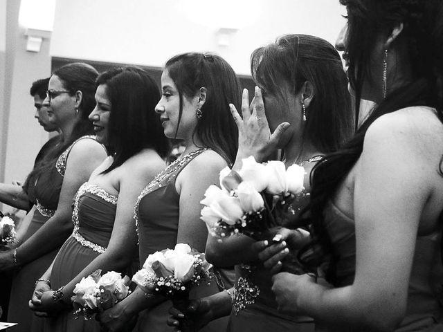 El matrimonio de Cesar y Paola en San Borja, Lima 16