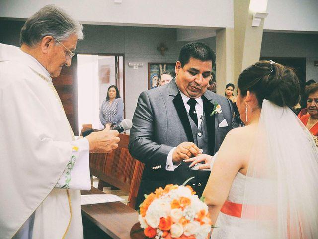 El matrimonio de Cesar y Paola en San Borja, Lima 17