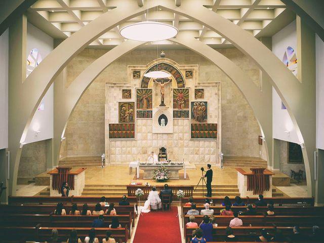 El matrimonio de Cesar y Paola en San Borja, Lima 18