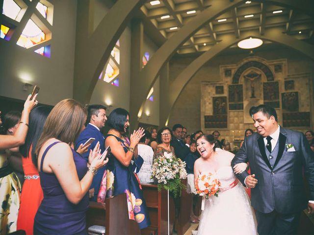 El matrimonio de Cesar y Paola en San Borja, Lima 20