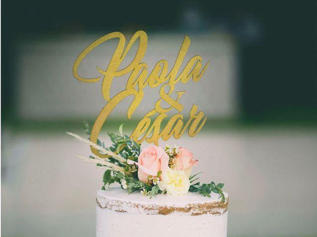 El matrimonio de Cesar y Paola en San Borja, Lima 25