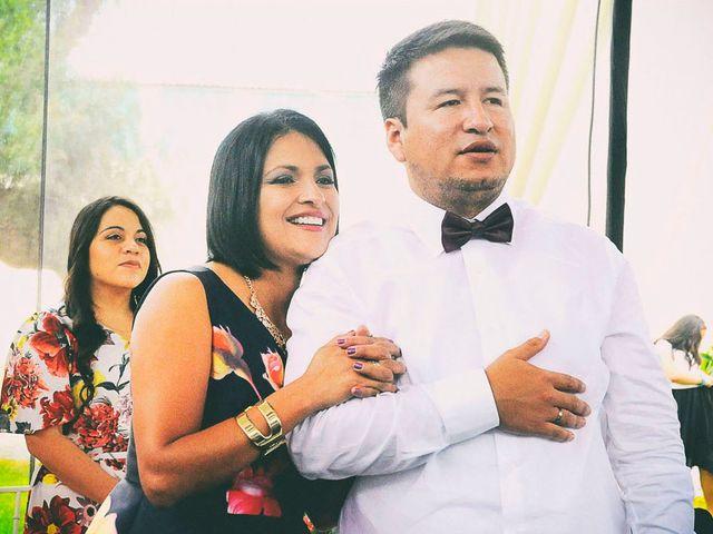El matrimonio de Cesar y Paola en San Borja, Lima 27
