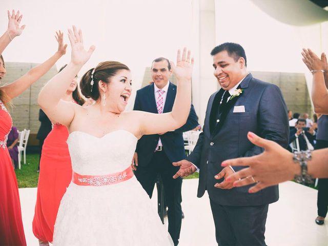 El matrimonio de Cesar y Paola en San Borja, Lima 29