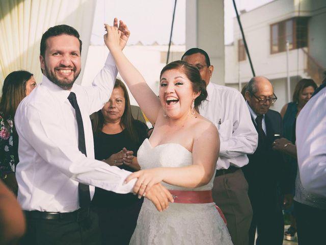 El matrimonio de Cesar y Paola en San Borja, Lima 32
