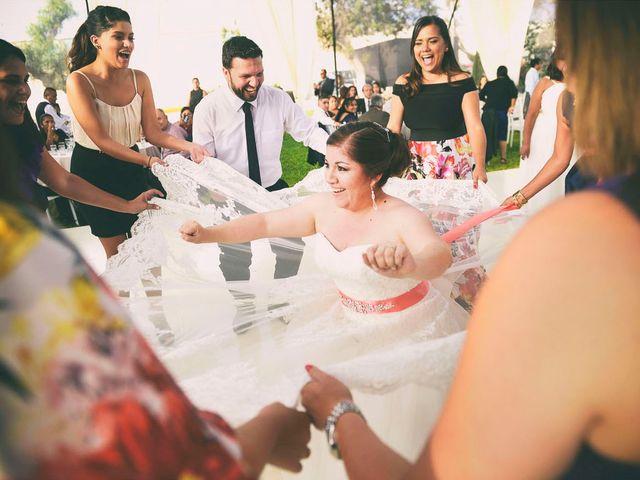 El matrimonio de Cesar y Paola en San Borja, Lima 34