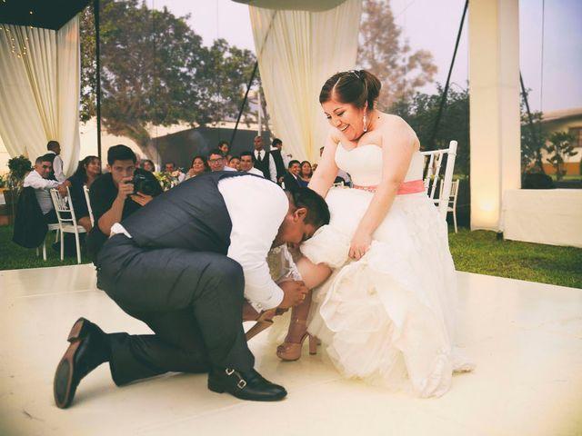El matrimonio de Cesar y Paola en San Borja, Lima 37