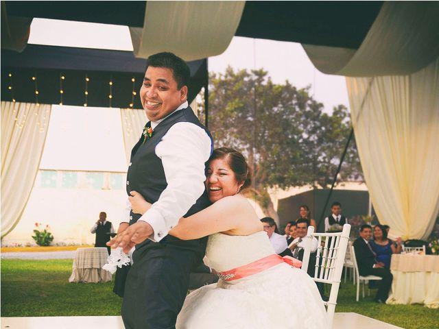 El matrimonio de Cesar y Paola en San Borja, Lima 38