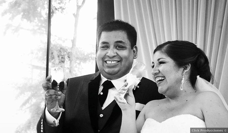 El matrimonio de Cesar y Paola en San Borja, Lima