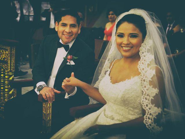 El matrimonio de Erika y Dayan