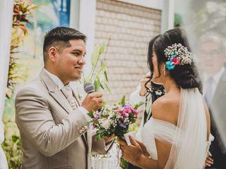 El matrimonio de Maribel y Pierre 3