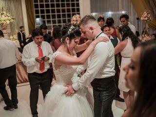El matrimonio de Liz y Aleksandar