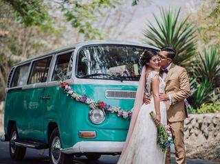 El matrimonio de Rosario y Marcos