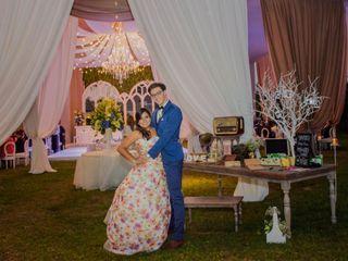El matrimonio de Andrea y Patrick