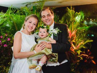 El matrimonio de Daniella y Jorge