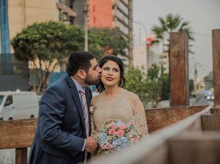 El matrimonio de Milagros y Claudio 2