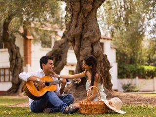 El matrimonio de Milagros y Miguel 1