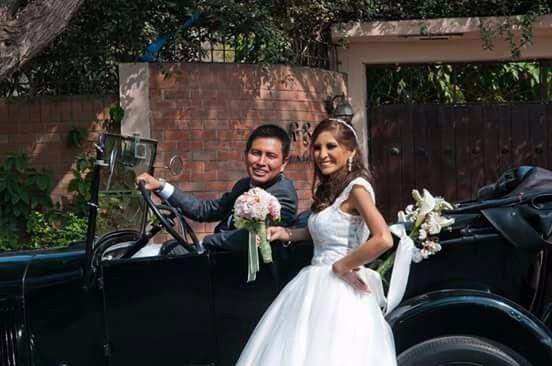 El matrimonio de Miguel y Milagros en Pachacamac, Lima 5