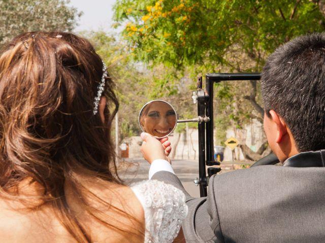 El matrimonio de Miguel y Milagros en Pachacamac, Lima 8