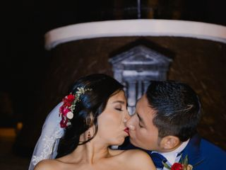 El matrimonio de Karla y Dennis 1