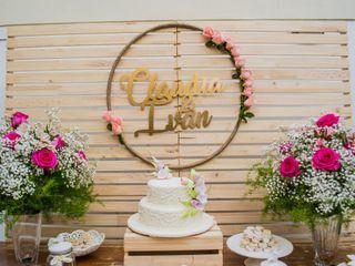 El matrimonio de Claudia y Iván 1