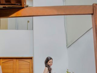 El matrimonio de Claudia y Iván 3