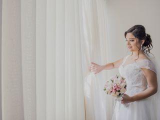 El matrimonio de Fiorella y Jhann 3