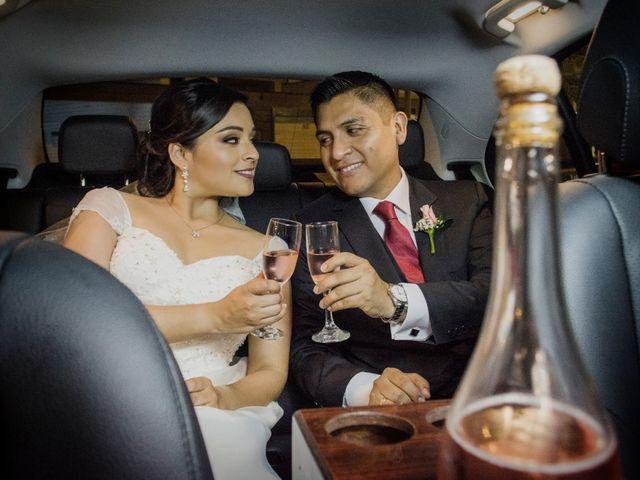 El matrimonio de Fiorella y Jhann