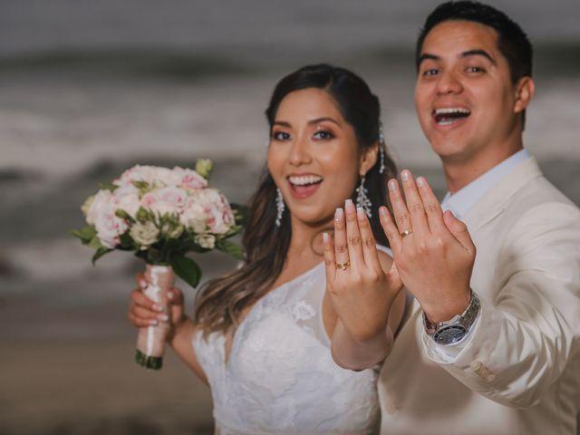 El matrimonio de Carolina y Renzo