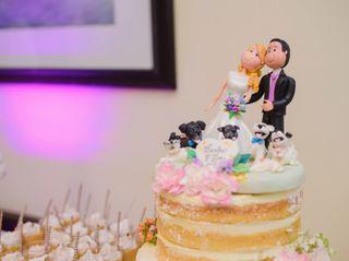 El matrimonio de Zoe y Carlos 1