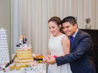 El matrimonio de Zoe y Carlos