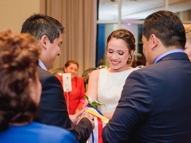 El matrimonio de Carlos y Zoe en Miraflores, Lima 1