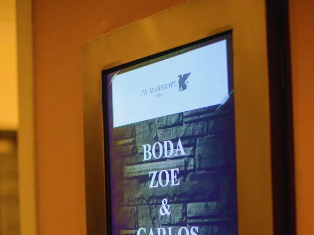 El matrimonio de Carlos y Zoe en Miraflores, Lima 49