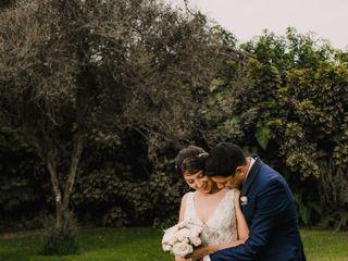 El matrimonio de Patricia y Augusto 2