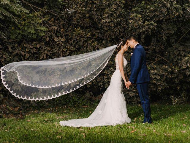 El matrimonio de Patricia y Augusto