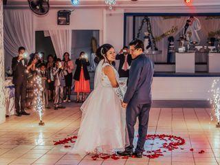 El matrimonio de Armando y Mirsa 3
