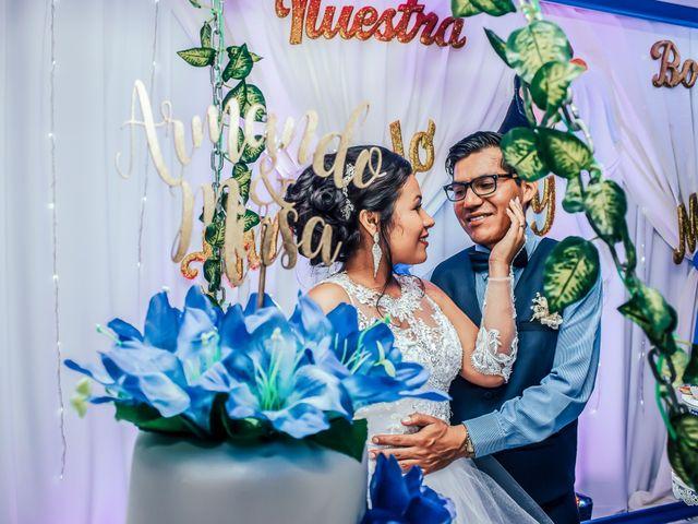 El matrimonio de Armando y Mirsa