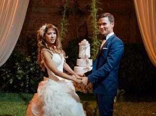 El matrimonio de Cecilia y Gabriel