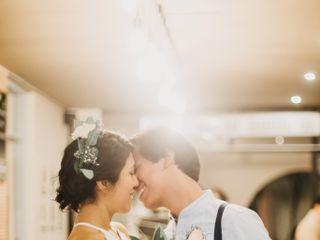 El matrimonio de Paola y Bruno 2