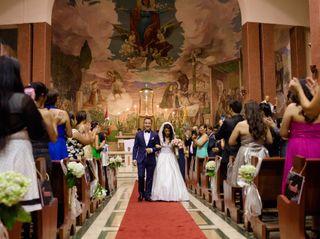 El matrimonio de Natalia y Vincent 1
