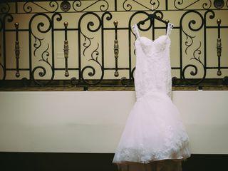 El matrimonio de Fatima y Julio 1