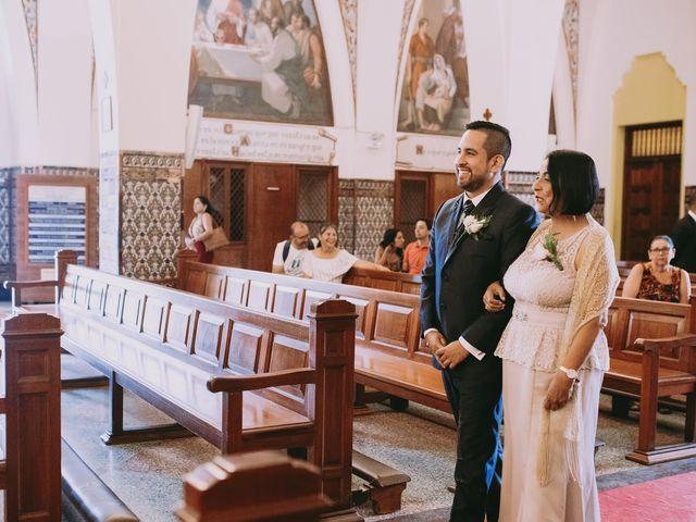 El matrimonio de Julio y Fatima en Chorrillos, Lima 31