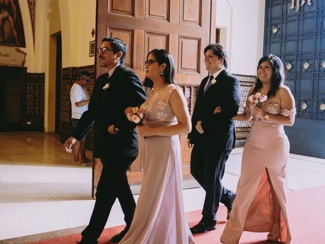 El matrimonio de Julio y Fatima en Chorrillos, Lima 33