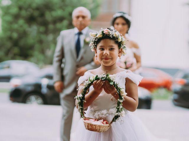 El matrimonio de Julio y Fatima en Chorrillos, Lima 36