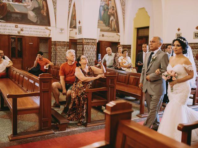 El matrimonio de Julio y Fatima en Chorrillos, Lima 37