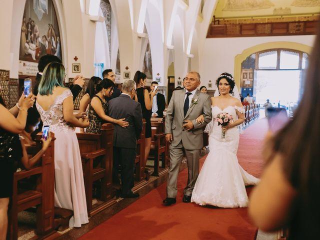 El matrimonio de Julio y Fatima en Chorrillos, Lima 39