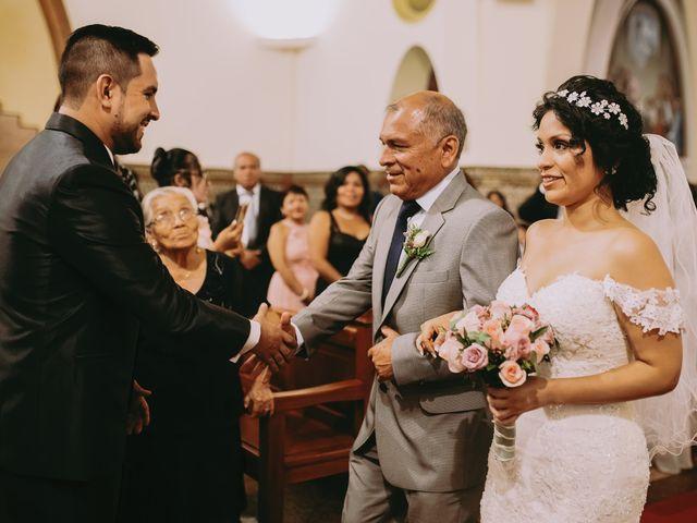 El matrimonio de Julio y Fatima en Chorrillos, Lima 40