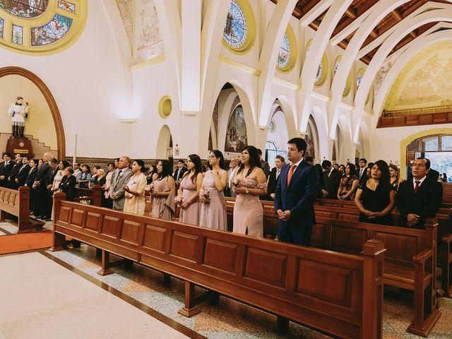 El matrimonio de Julio y Fatima en Chorrillos, Lima 42