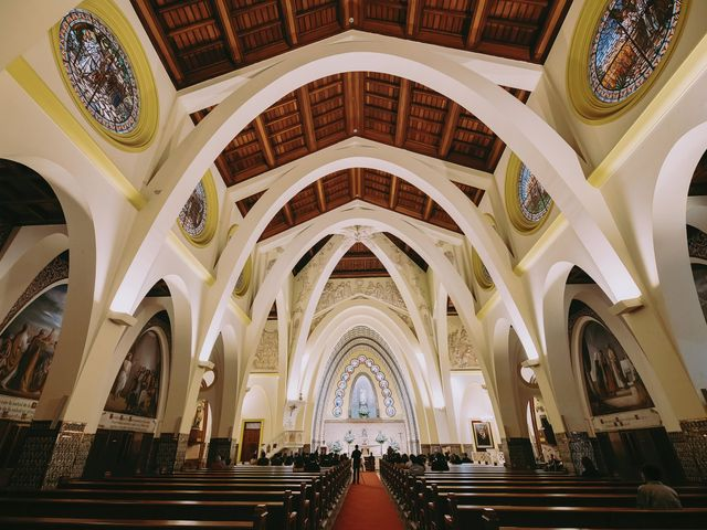 El matrimonio de Julio y Fatima en Chorrillos, Lima 44