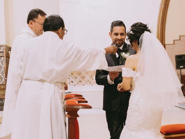 El matrimonio de Julio y Fatima en Chorrillos, Lima 46