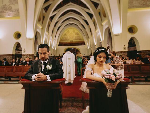 El matrimonio de Julio y Fatima en Chorrillos, Lima 52